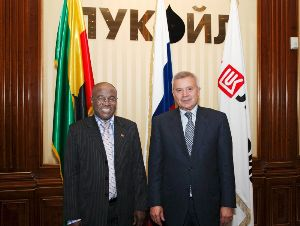 LUKoil Mulls More Investments in Africa